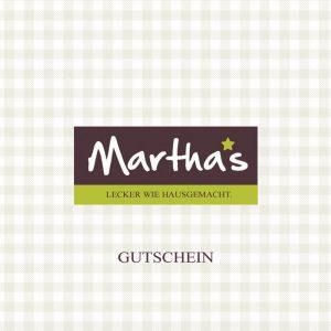 Gutschein von Martha's
